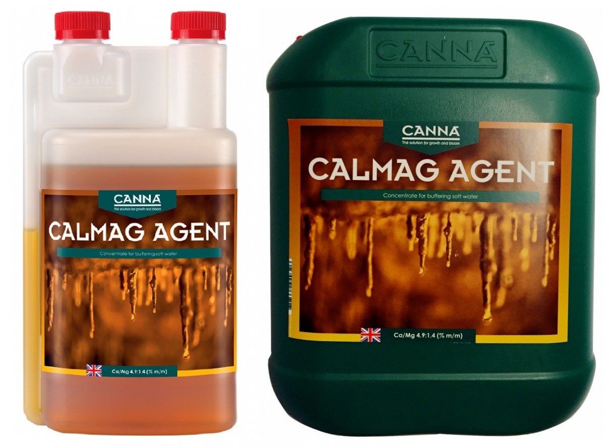 Canna Calmag Agent Grow World Hydroponics