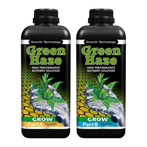 Green Haze Grow A&B