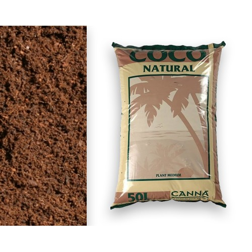 Canna Coco Natural 50 Litres