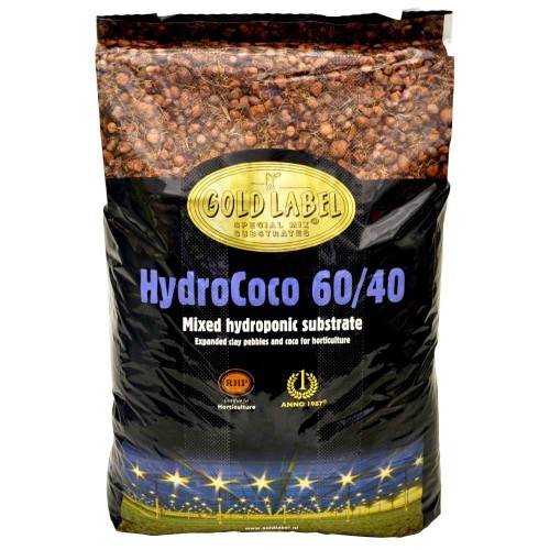Gold Label 60/40 Coco Pebble Mix