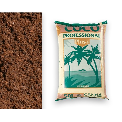 Canna Coco Professional Plus open