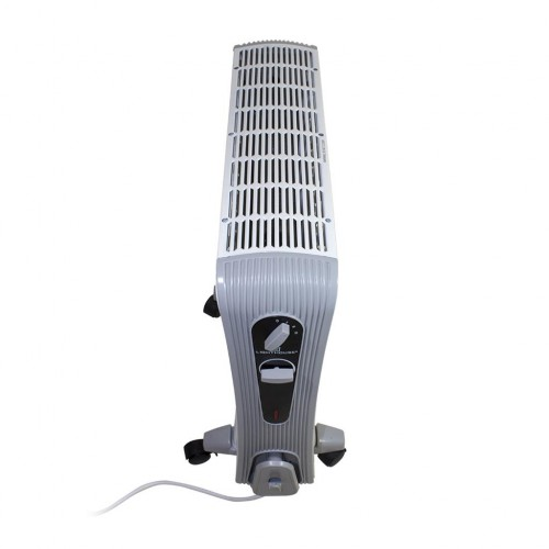 Lighthouse 2500w Oil Free Radiator Top View