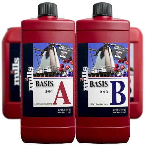 Mills Basis A&B