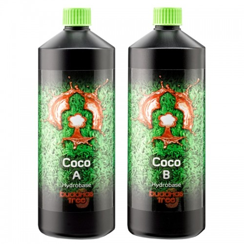 Buddhas Tree Coco A&B 1 Litre Bottle