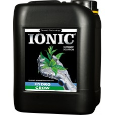 Ionic Hydro Grow Soft Water
