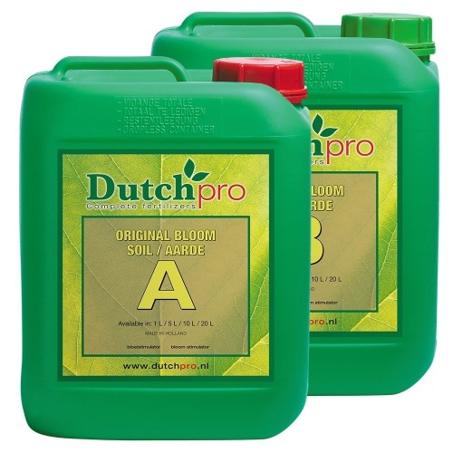 Dutch Pro Soil Bloom A&B Soft Water