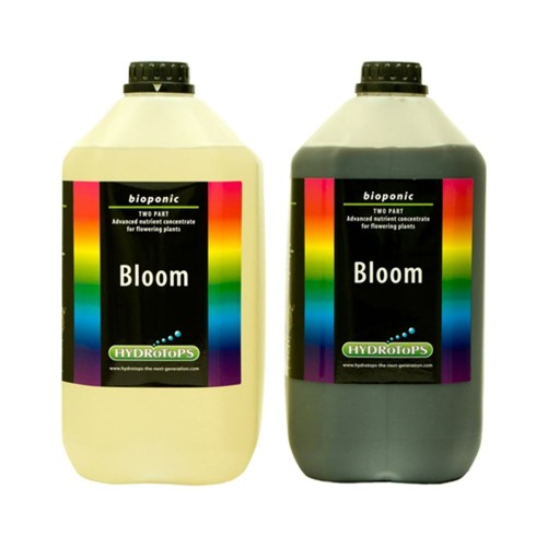 HydroTops Bioponics Coco Bloom A&B 5 Litre