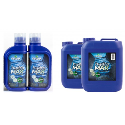 Vitalink Hydro Max Grow Soft Water Group