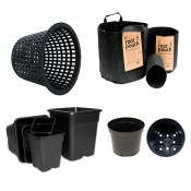 Coco Pots and Trays