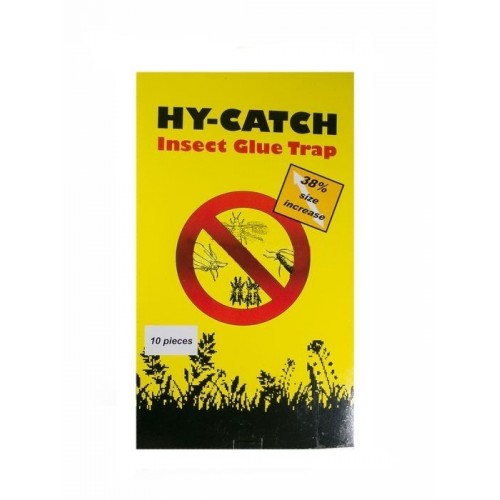 Hy-catch Yellow Sticky Fly Traps