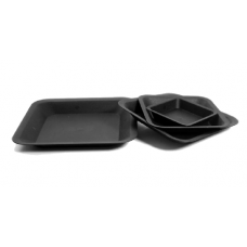 Square Plant Pot Saucers Trays