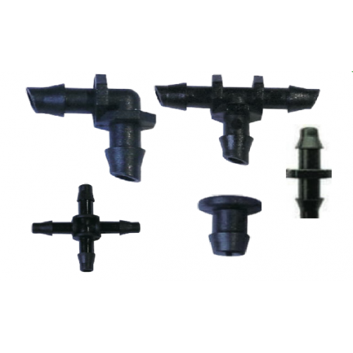 4mm Pipe Fittings Group