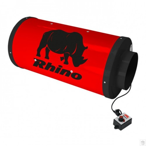 Rhino Ultra Silent EC Extraction Fan