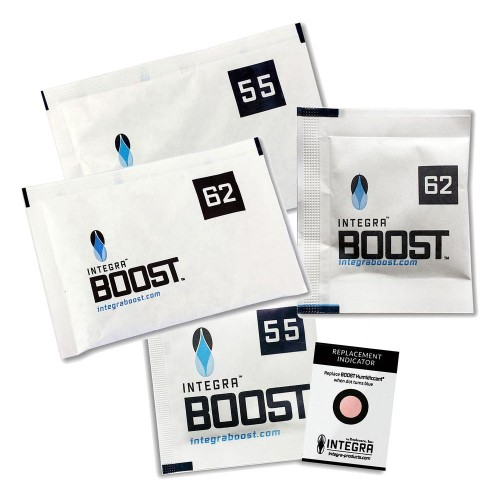 Integra Boost Curing Packs