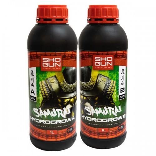 Shogun Samurai Hydro Grow A&B Soft Water