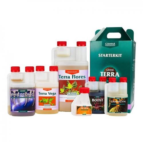 Canna Terra Nutrient Starter Kit