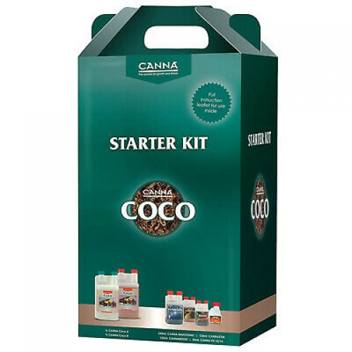 Canna Coco Nutrient Starter Kit