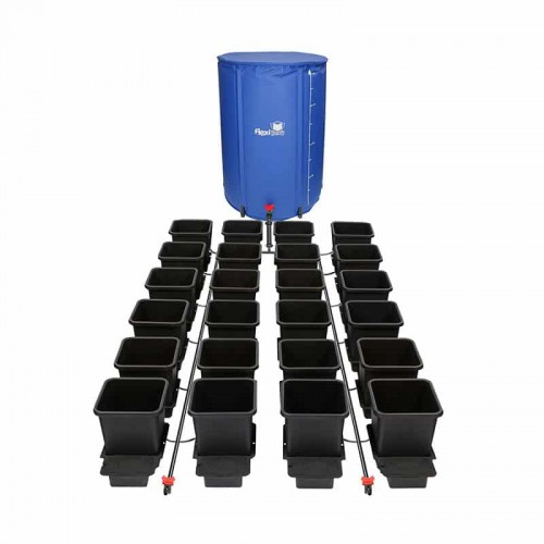 Autopot 24 Pot Sytem Kit With 400 Litre Flexi Tnak