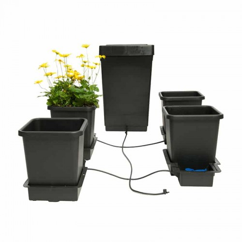 AutoPot 4 Pot System Kit Setup With 47L Tank