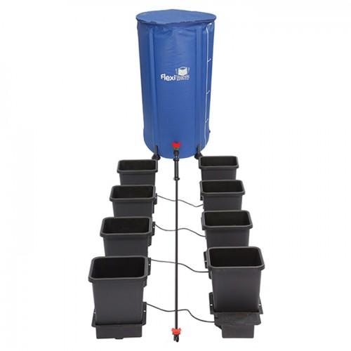 AutoPot 8 Pot System Kit With 100L Flexi Tank