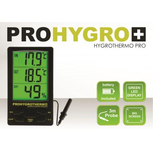 Highpro Pro Digital Thermo-Hygrometer