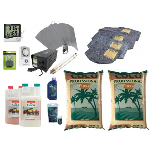Canna Coco Starter Kit Group