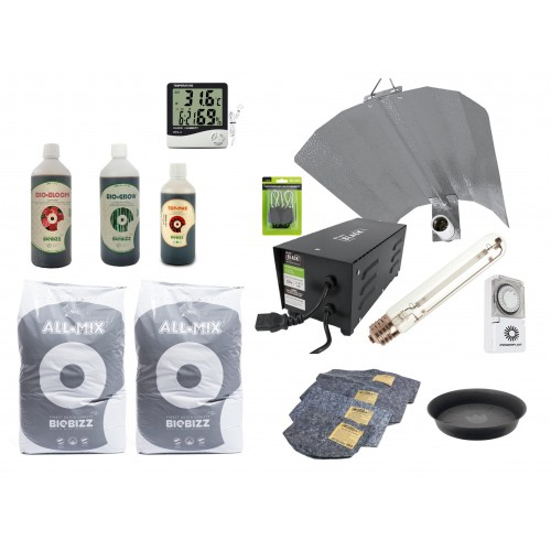 BioBizz Starter Grow Kit Group