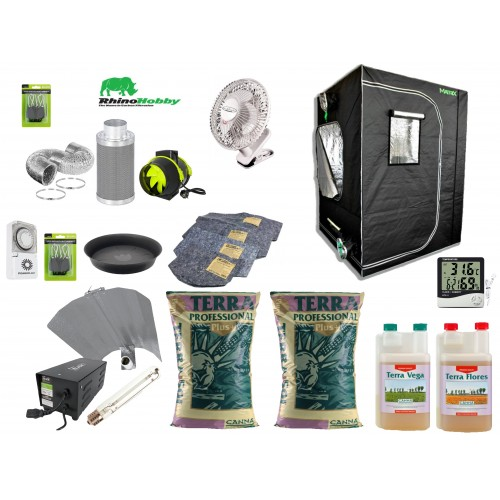 Canna Terra 120cm Grow Tent Kit Group