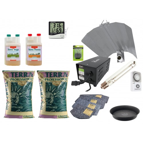 Canna Terra Starter Kit Group
