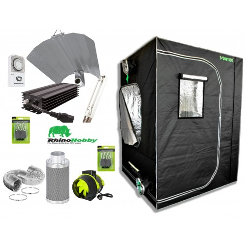 Matrix 1.2m Hobby Grow Tent Kit