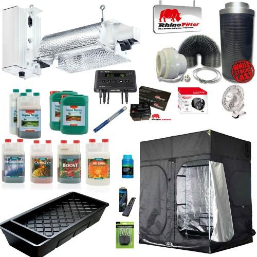 NFT Gavita 220 Grow Tent Kit - Grow World Hydroponics