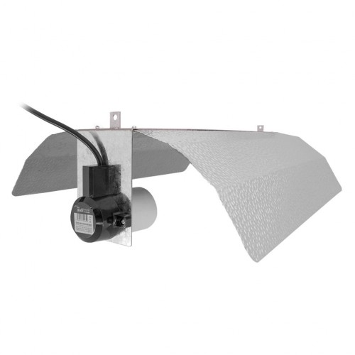 Lumii Black 600w Grow Light Kit