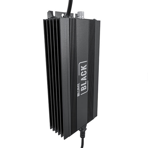 Lumii Black 600w Dimmable Ballast