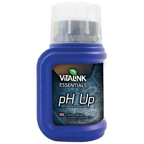 Vitalink Essentials PH Up 250ml