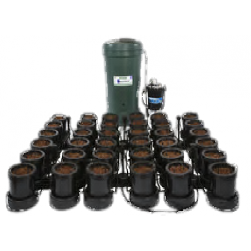 IWS 36 Pot Dripper System