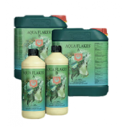 House and Garden Aqua Flakes A&B