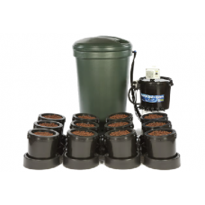 IWS 12 Pot Flood & Drain System