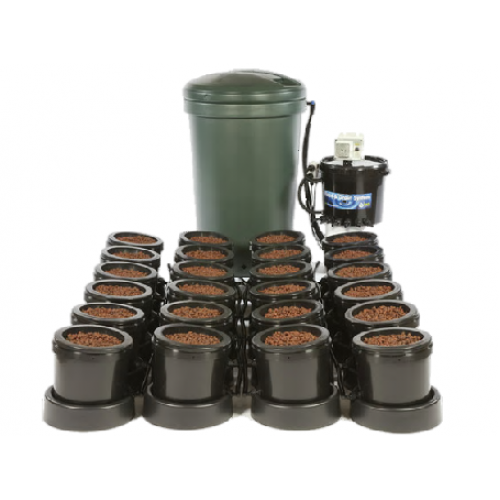 IWS 24 Pot Flood & Drain System