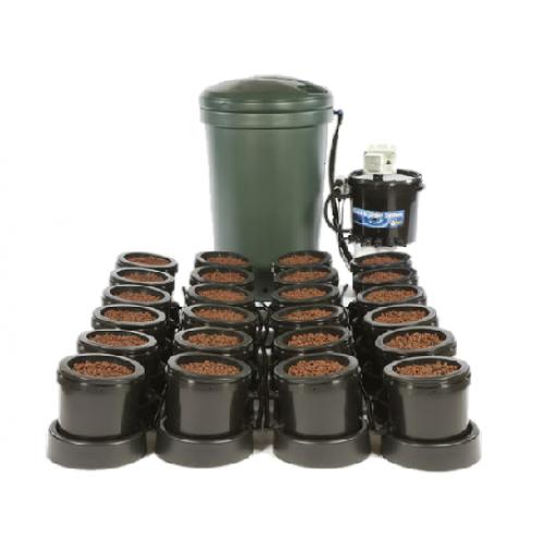 IWS 24 Pot Flood & Drain System