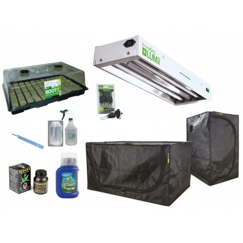 Cuttings and Seeds Propagation Tent Kit Group