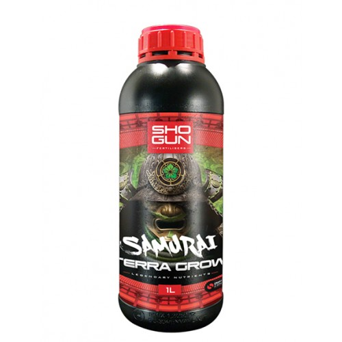 Shogun Samurai Terra Grow 1 Litre Bottle
