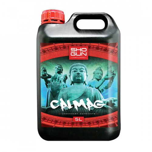 shogun calmag 5 litre bottle