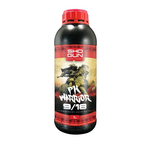 Shogun Warrior PK 9/18 1 Litre Bottle