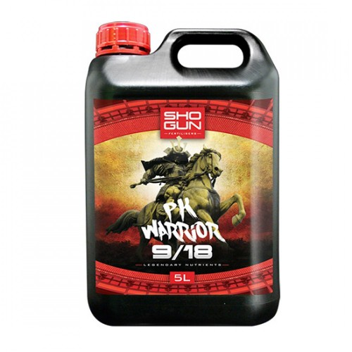 Shogun Warrior PK 9/18 5 Litre Bottle