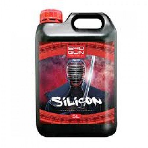 Shogun Silicon 5 Litre Bottle