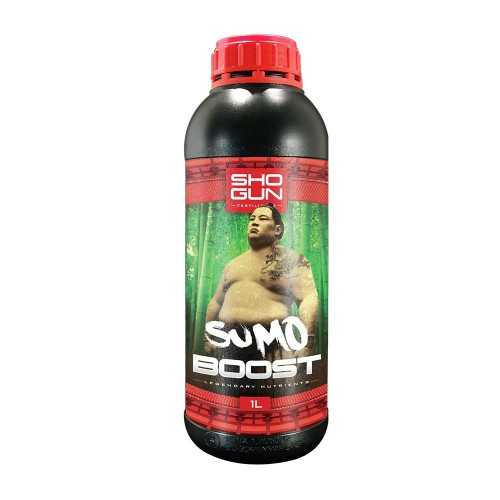 Shogun Sumo Boost 1 Litre Bottle