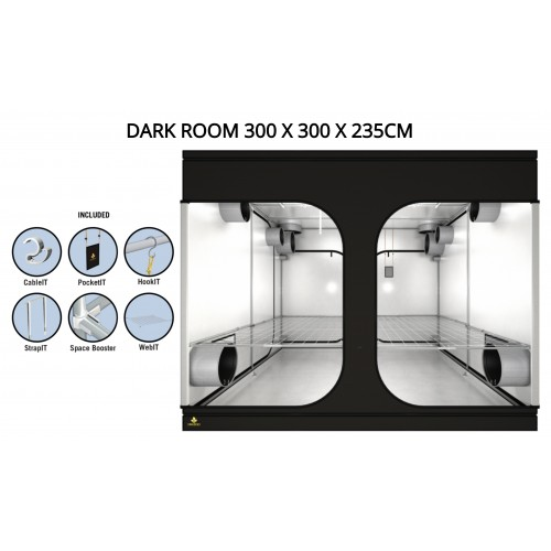Secret Jardin Dark Room Grow Tents