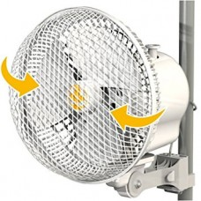 Secret Jardin Oscillating Monkey Tent Fan