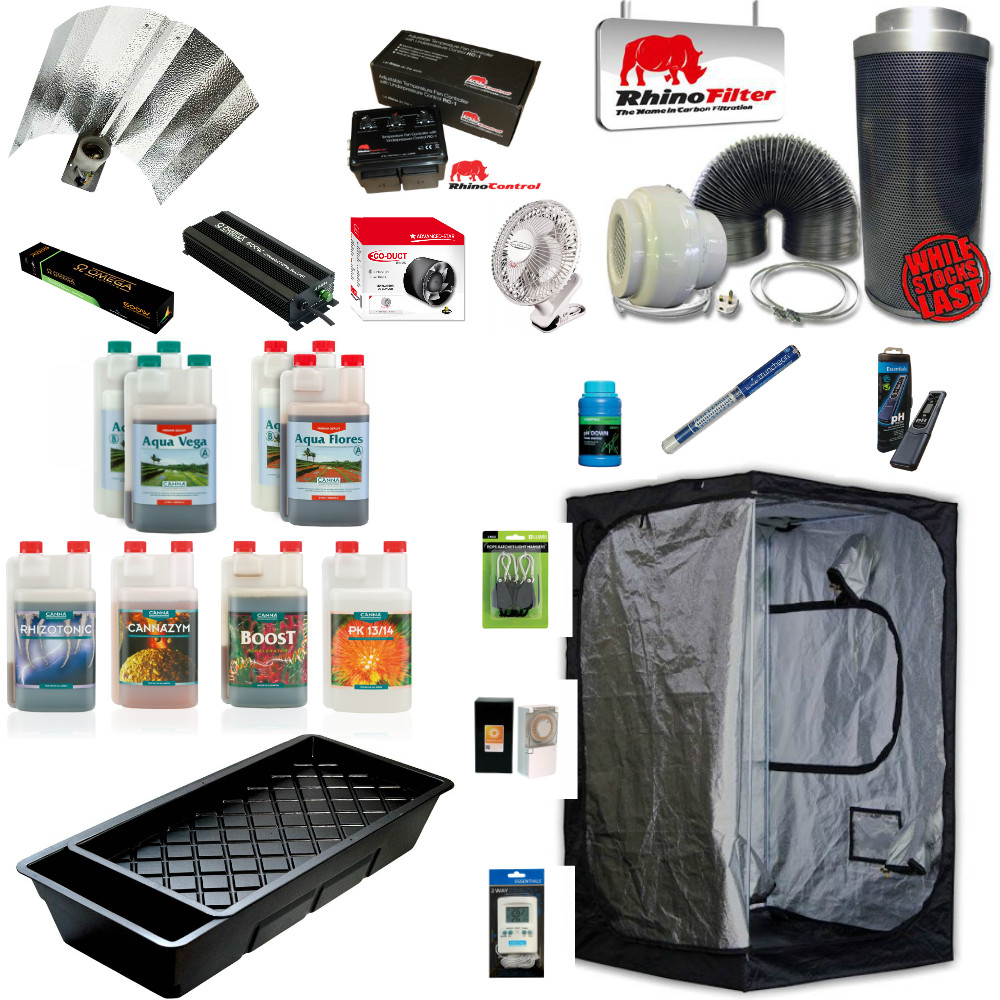 nft 150 expert grow tent kit